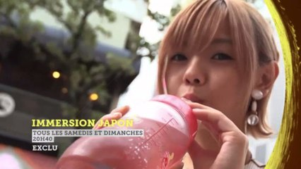 Bande-annonce : Immersion Japon