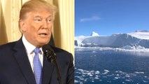 Trump: Kein Grönland, also kein Dänemark-Besuch
