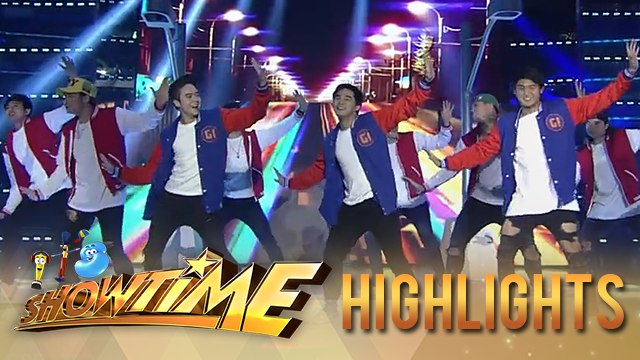 Hashtags make the Madlang People groove with their energetic performance | It's Showtime