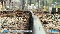 SNCF : un rapport inquiétant sur la sécurité du réseau ferroviaire