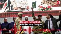 Soudan: le Conseil souverain a été formé