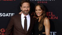 "Gerard Butler and Morgan Brown ""Angel Has Fallen"" World Premiere"