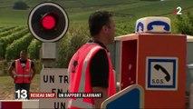 SNCF : un rapport alarmant sur l'état du réseau