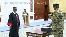 الفريق عبد الفتاح برهان يؤدي اليمين رئيسا للمجلس السيادي