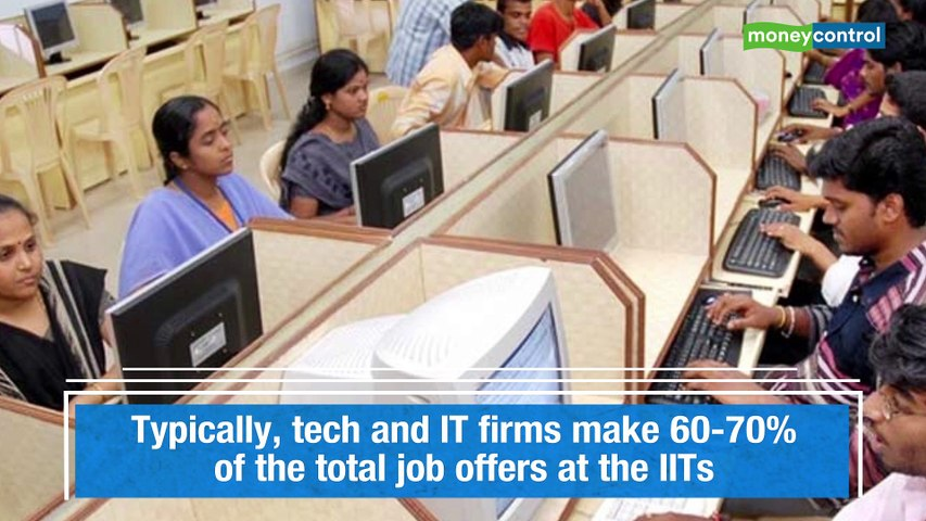 IT job offers at IITs may see a 15% drop as firms review hiring plans