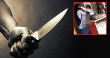 Gözleri önünde annesi bıçaklanan kızın feryadı: Anne lütfen ölme