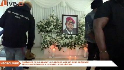Obsèques de Dj Arafat : Les conseils de Tina Glamour au groupe Kiff No Beat