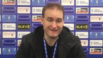 Dom Howson gives his thoughts after Sheffield Wednesday beat Luton Town 2-0 at Hillsborough.