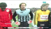 [HD] 13.11.1988 - 1988-1989 Turkish  1st League Matchday 13 Malatyaspor 1-1 Fenerbahçe (Only Before-Match Comments With Carlos, Serginho And Toni Schumacher)