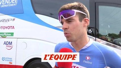 Calmejane «Un été plutôt compliqué pour moi» - Cyclisme - T. Limousin