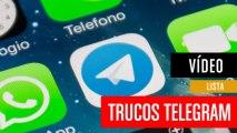 Trucos de Telegram para principiantes