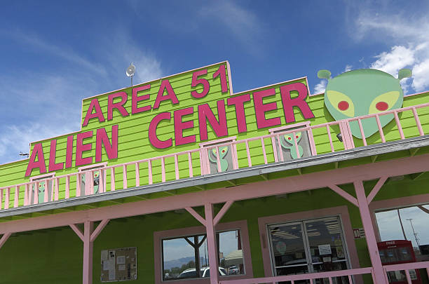 A Facebook Event Wanted to Raid Area 51