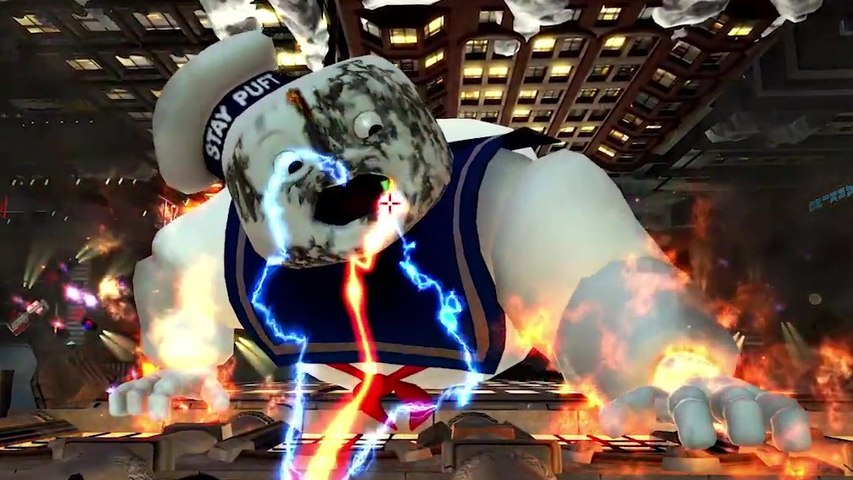 GHOSTBUSTERS The Video Game REMASTERED Official Stay Puft Gameplay Clip (2019)