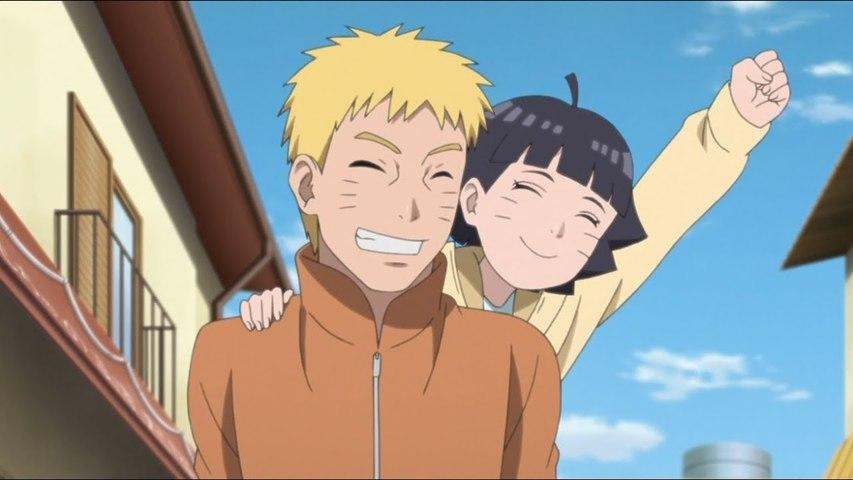 Boruto: Naruto Next Generations - Wholesome Naruto   Himawari Moment