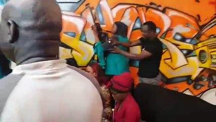Annivesaire : Awa Diop Ndiaye surpris par ses collegues de WALF et Meuncom