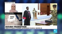 """The challenges faced by Sudan's new """"Sovereign Council"""""""
