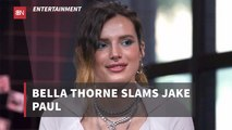 Bella Thorne Calls Out Jake Paul For Being A Bad Husband