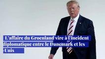 L'affaire du Groenland vire à l'incident diplomatique entre le Danemark et les Etats-Unis