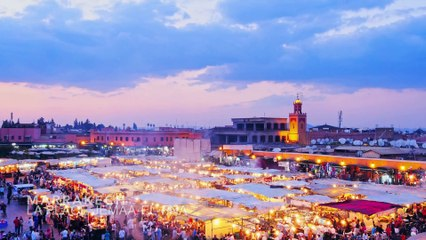5 villes à visiter au Maroc