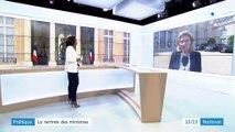 Politique : c'est la rentrée pour les ministres