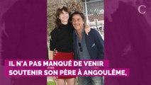 PHOTOS. Portrait de famille : Charlotte Gainsbourg et Yvan Attal fiers de prendre la pose avec leur fils Ben