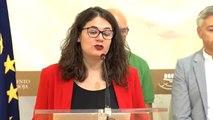 Concha Andreu, futura presidenta de La Rioja  Hay que ser realistas, tenemos una situación política en la que hay que dialogar