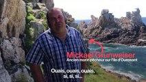 Le quotidien de Mickael, ancien marin-pêcheur sur l'île d'Ouessant
