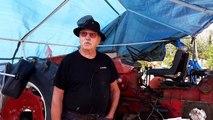 DNA  - Gilbert Maréchal : un tour de France en roulotte pour faire connaître l'Alsace