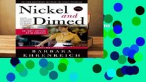[READ] Nickel and Dimed: On (Not) Getting by in America