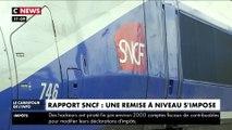 SNCF : un rapport alerte sur l'état préoccupant du réseau ferré