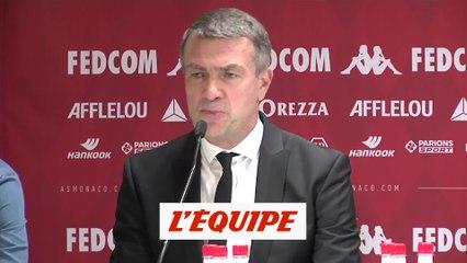 Petrov «Je pense que Leonardo Jardim fait de son mieux» - Foot - L1 - Monaco