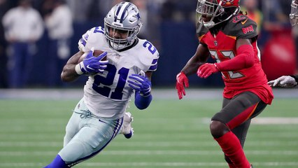 Ezekiel Elliott-Cowboys Drama Continues After Jerry Jones Comment