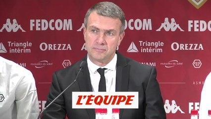 Petrov «Pour l'attaque, nous avons tout ce qu'il faut» - Foot - L1 - Monaco