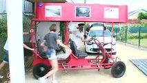 Initiative : 250 km entre Tours et Nantes pour des enfants handicapés