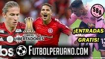 Paolo GUERRERO ante su EX EQUIPO por LIBERTADORES | Sport BOYS anunció ENTRADAS GRATIS