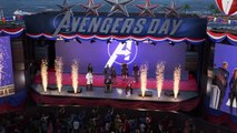 Marvel's Avengers - Video de gameplay du prologue de l'A-Day