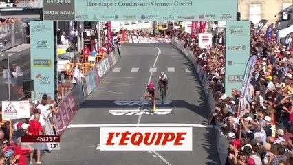 La première étape pour Calmejane - Cyclisme - T. Limousin