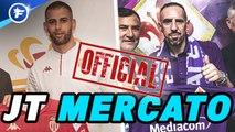 Journal du Mercato : Monaco ne s'arrête plus, l'AC Milan dépoussière son vestiaire