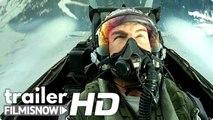 TOP GUN 2: MAVERICK (2020) San Diego Comic-Con Trailer  - Tom Cruise Action Movie