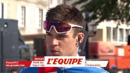 Calmejane «J'ai repris plaisir sur le vélo» - Cyclisme - T. Limousin