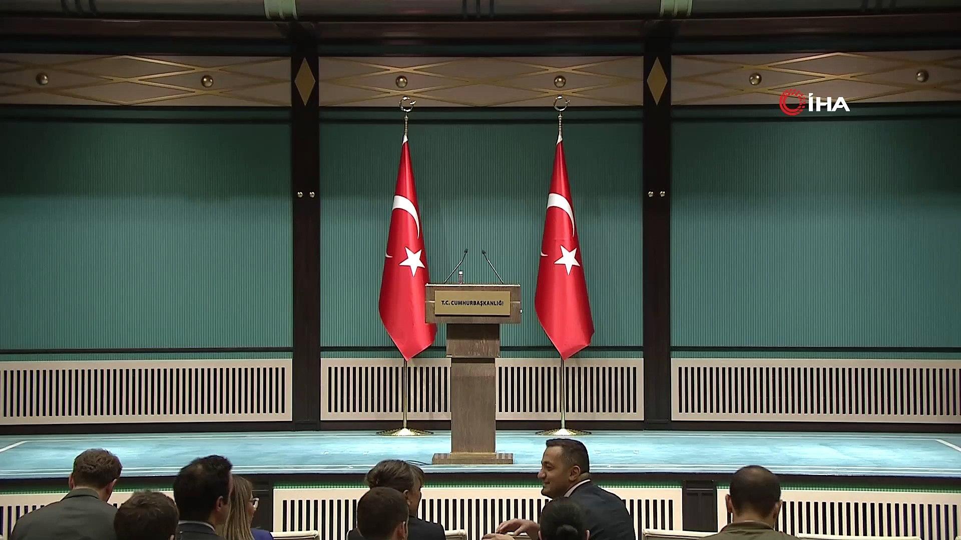 İbrahim Kalın: ' Cumhurbaşkanı Erdoğan, Rusya Devlet Başkanı Vladimir Putin ile telefon görüşme