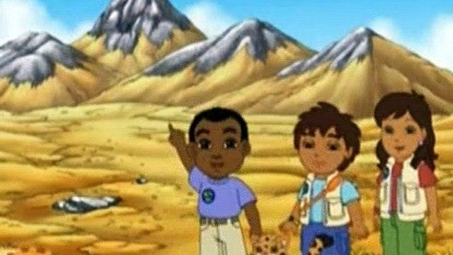 Go Diego Go Season 2 Episode 16-- 17 Diegos Safari Rescue