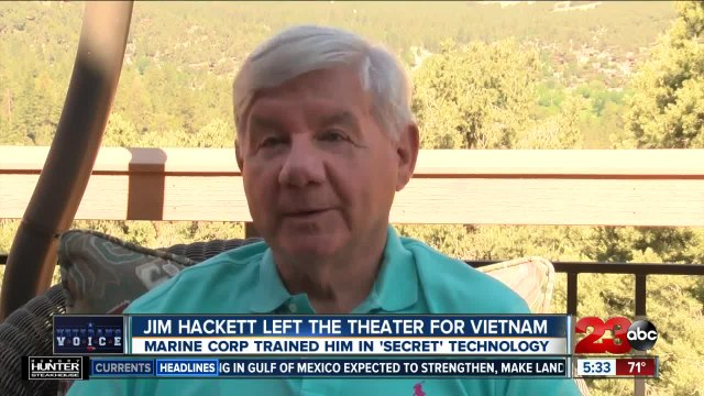 A Veteran's Voice: Jim Hackett