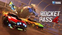 ROCKET LEAGUE Official Rocket Pass 4 Trailer (Gamescom 2019)