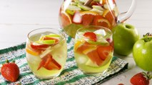 Green Apple Moscato Sangria Is The Drink Of The Summer