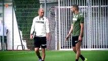 """Slimani - AC Monaco : """"Me donner à fond durant toute l'année"""""""