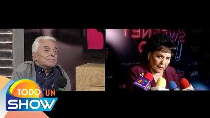 ¡Carmen Salinas denuncia a Enrique Guzmán por amenazas!   Todo Un Show