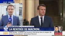 G7, Brexit, réformes... Face à la presse présidentielle, Emmanuel Macron donne le coup d'envoi du nouvel acte de son quinquennat