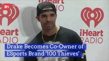 Drake And Scooter Braun Are In 100 Thieves