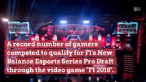 F1 Esports Is Growing The Competition